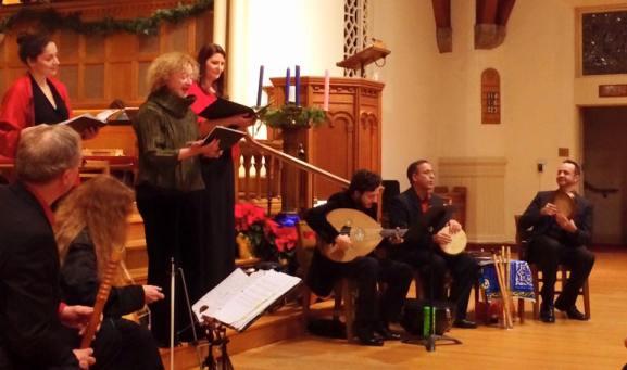 Boston Camerata : A Mediterranean Christmas